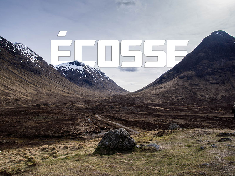 Écosse : highland & whisky