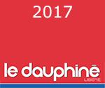 Article de presse le caillou aux hiboux dauphiné libéré en 2017