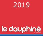 Article de presse le caillou aux hiboux dauphiné libéré en 2019