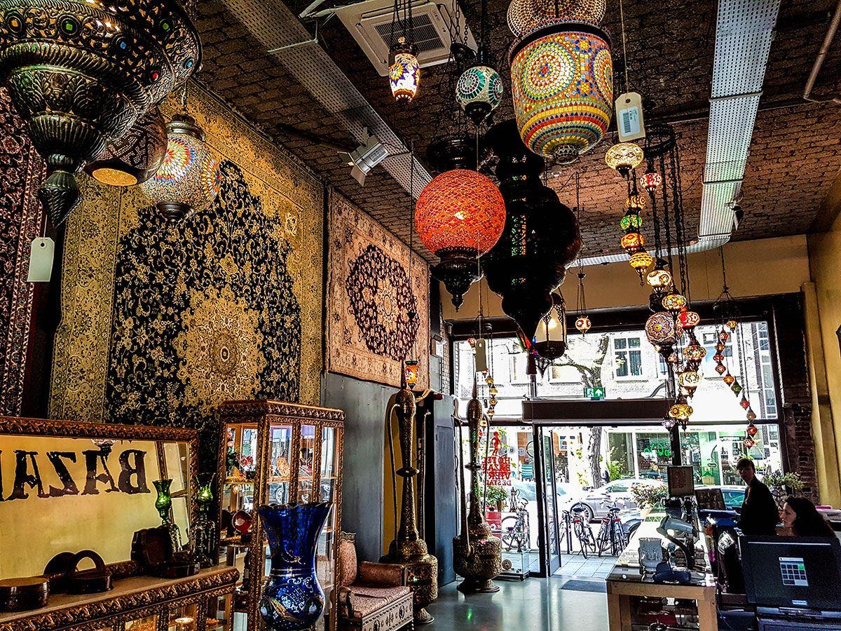 L'hôtel Bazar : une expérience insolite à Rotterdam