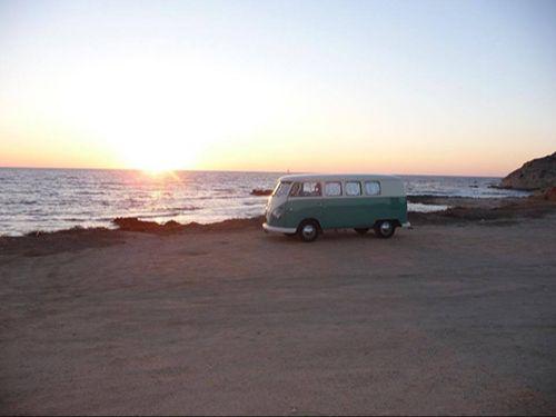 L'art de voyager en Van, par Elodie et Fabrice