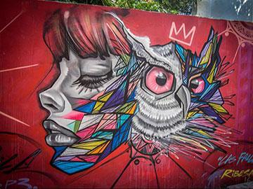De Valence à Valence le street art dans tous ses états