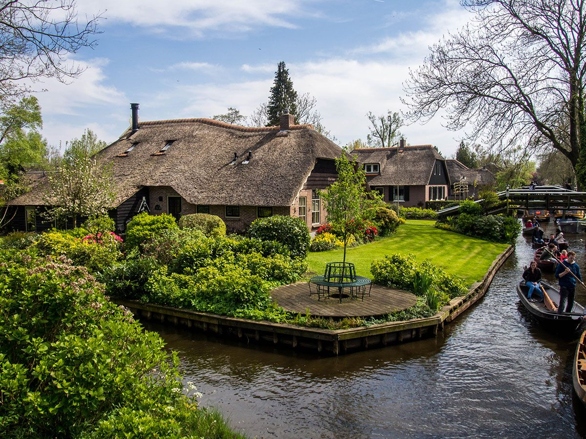 Giethoorn Pays Bas