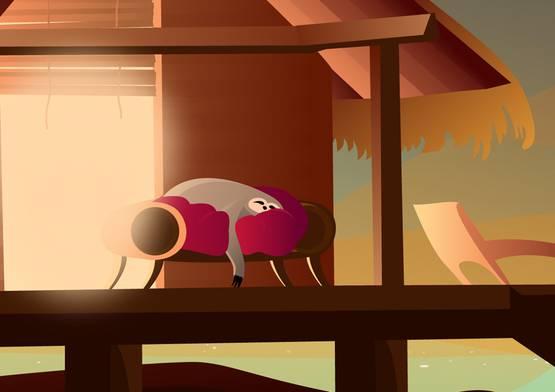 Kookooning : une bouffée d'inspiration pour votre prochain voyage !