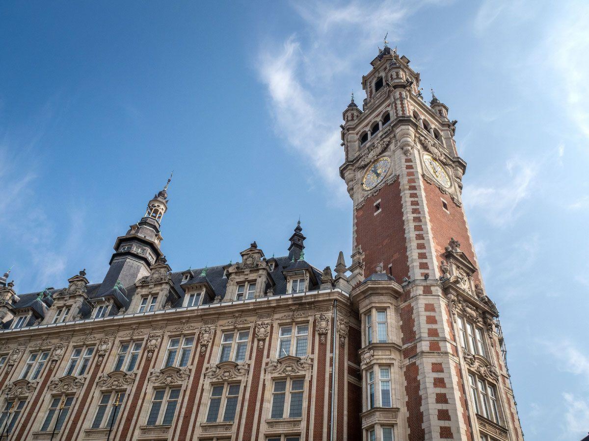 Lille : dans les pas des Géants du Nord