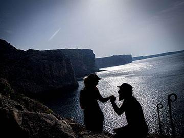 Une demande en mariage en voyage : toute une aventure !
